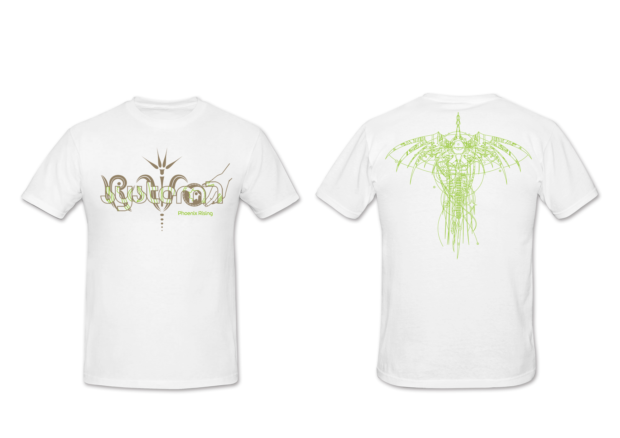 ROVO and System 7_T shirts_white.jpg